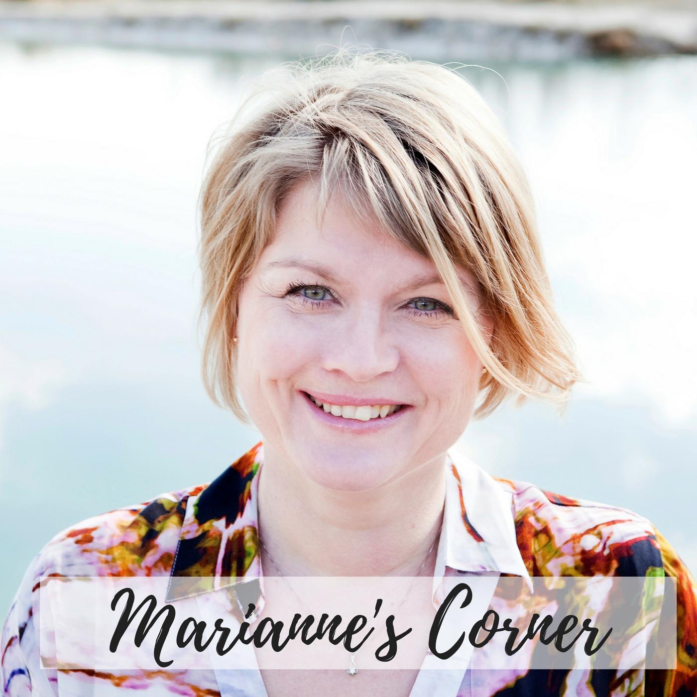 Marianne's Corner Podcast